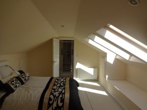 Loft Bedroom Finished | Loft Converters